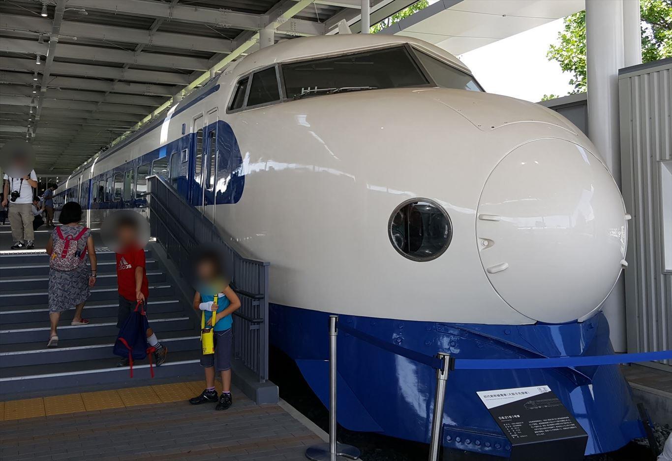 京都鉄道博物館0系
