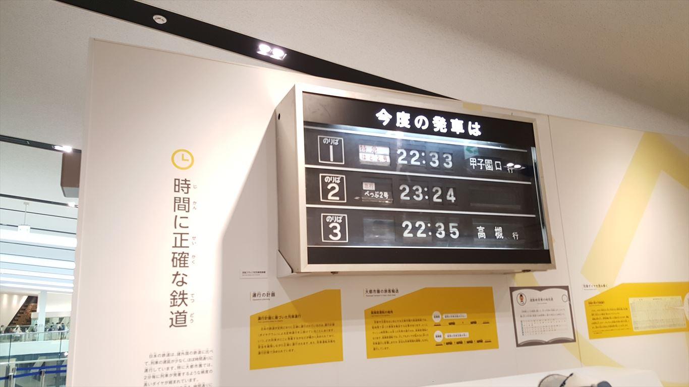 京都鉄道博物館_パタパタ
