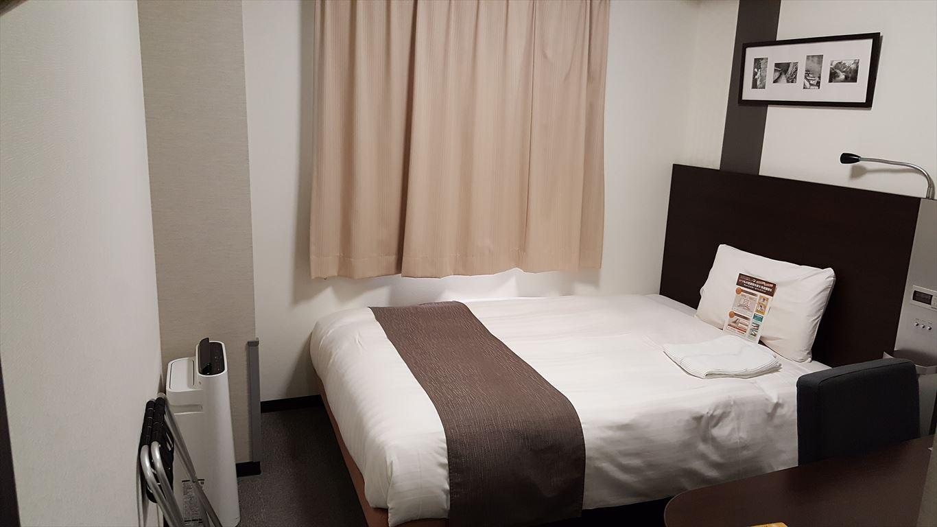 コンフォートホテル部屋1