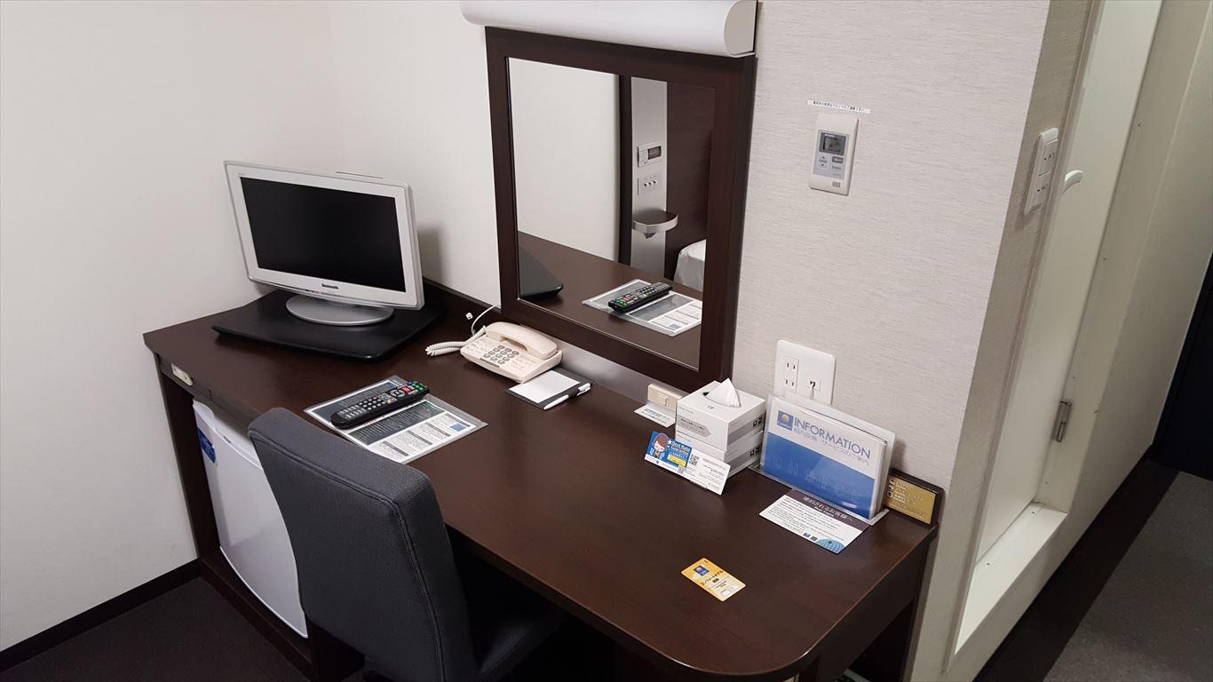 コンフォートホテル部屋2