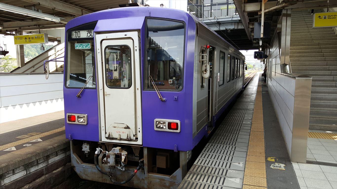 関西線ディーゼルカー