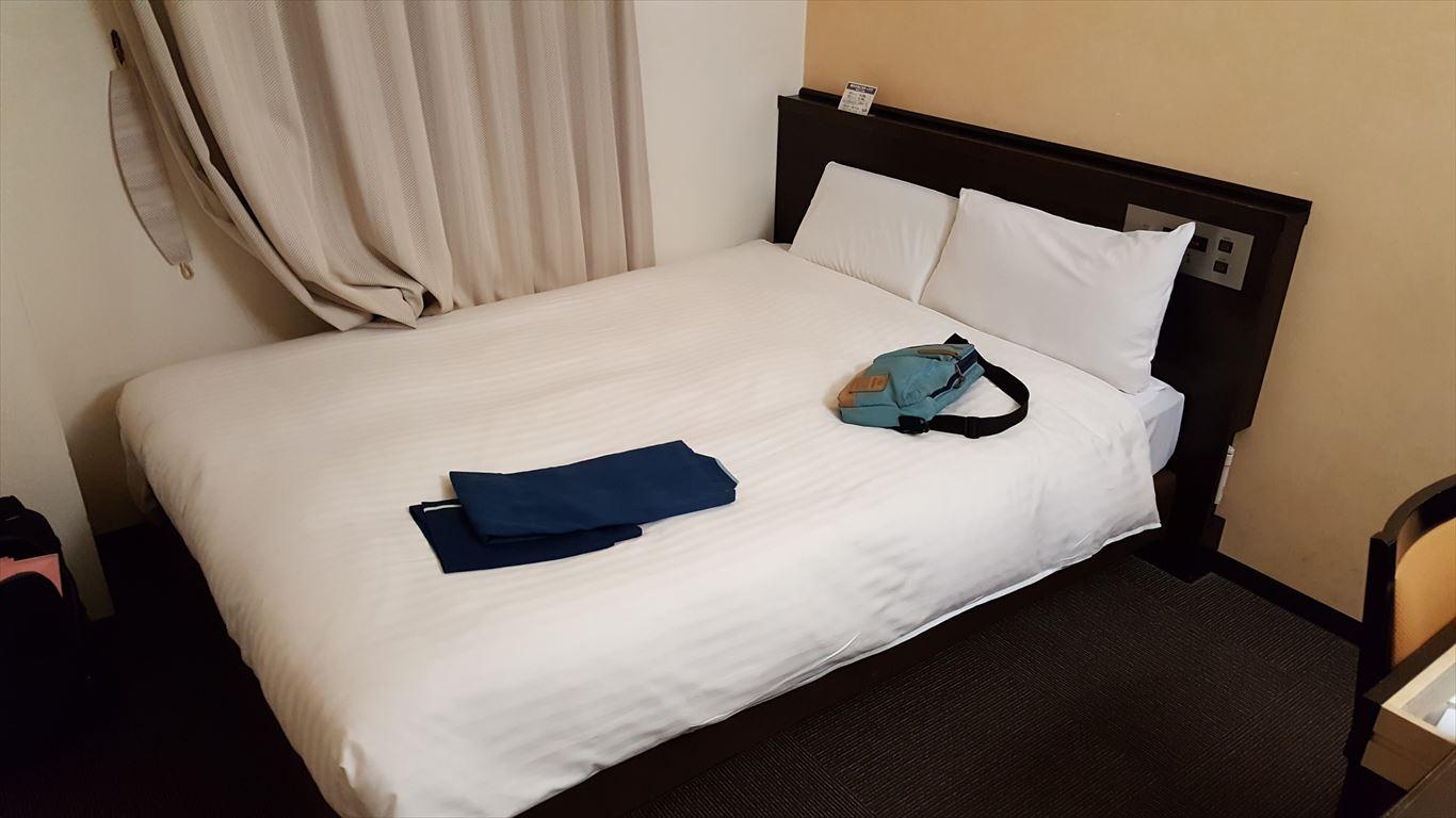ABホテル安城_部屋1