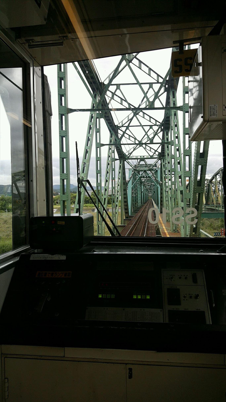 211系からの大井川鉄橋