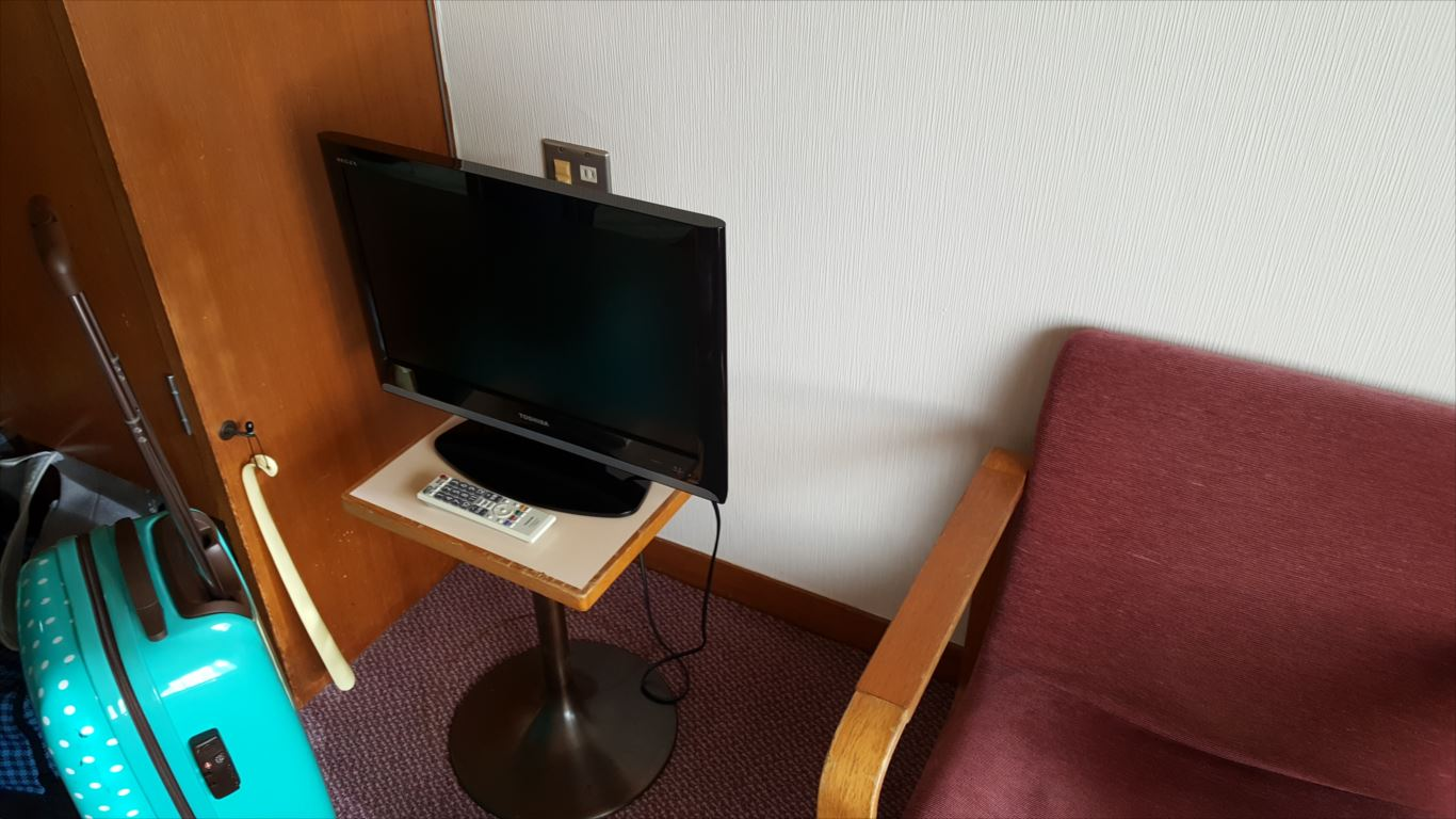 池の平ホテル_テレビ