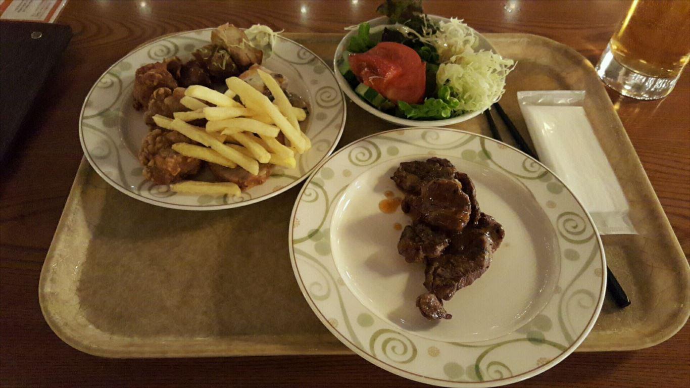 ガトキン_夕食