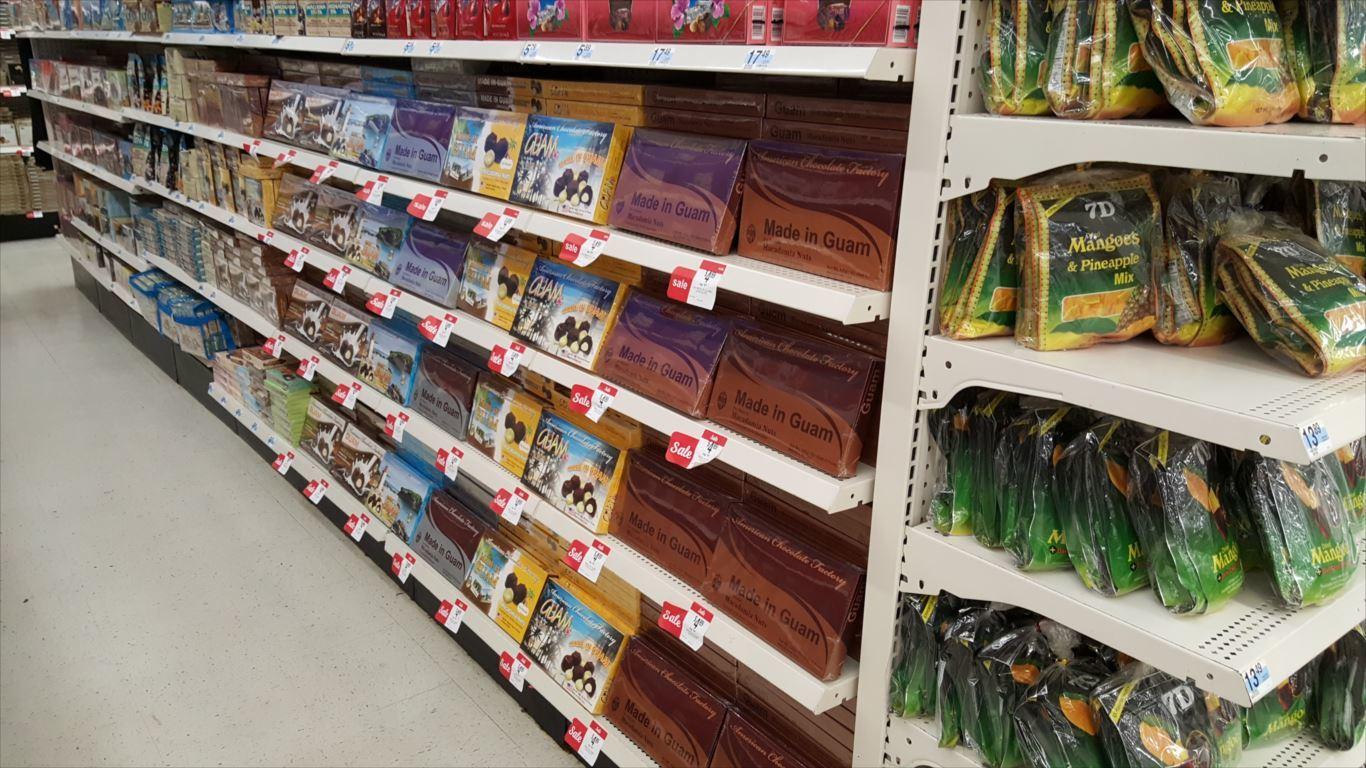 Kマート_チョコレート3