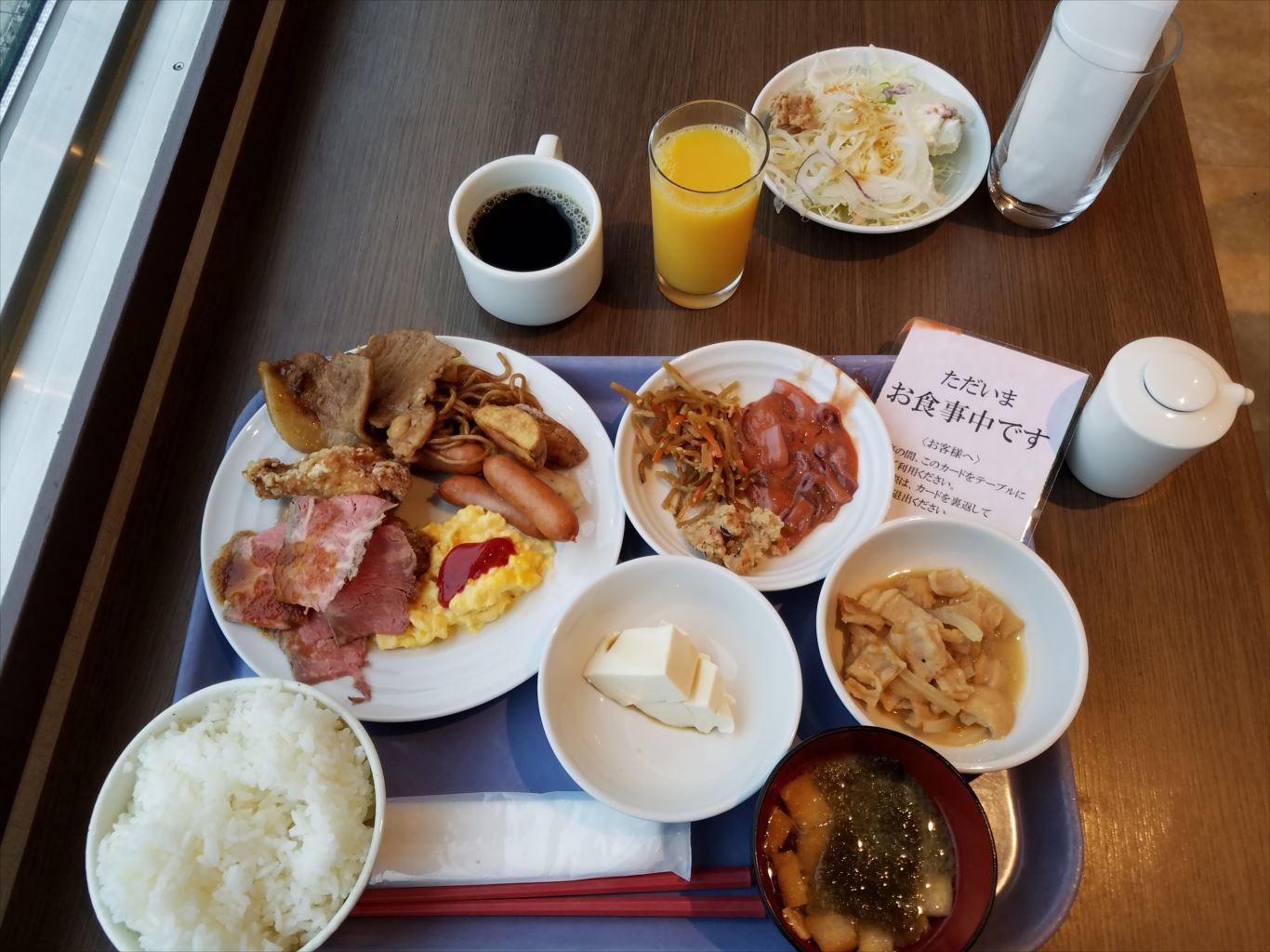 CABIN帯広_朝食2