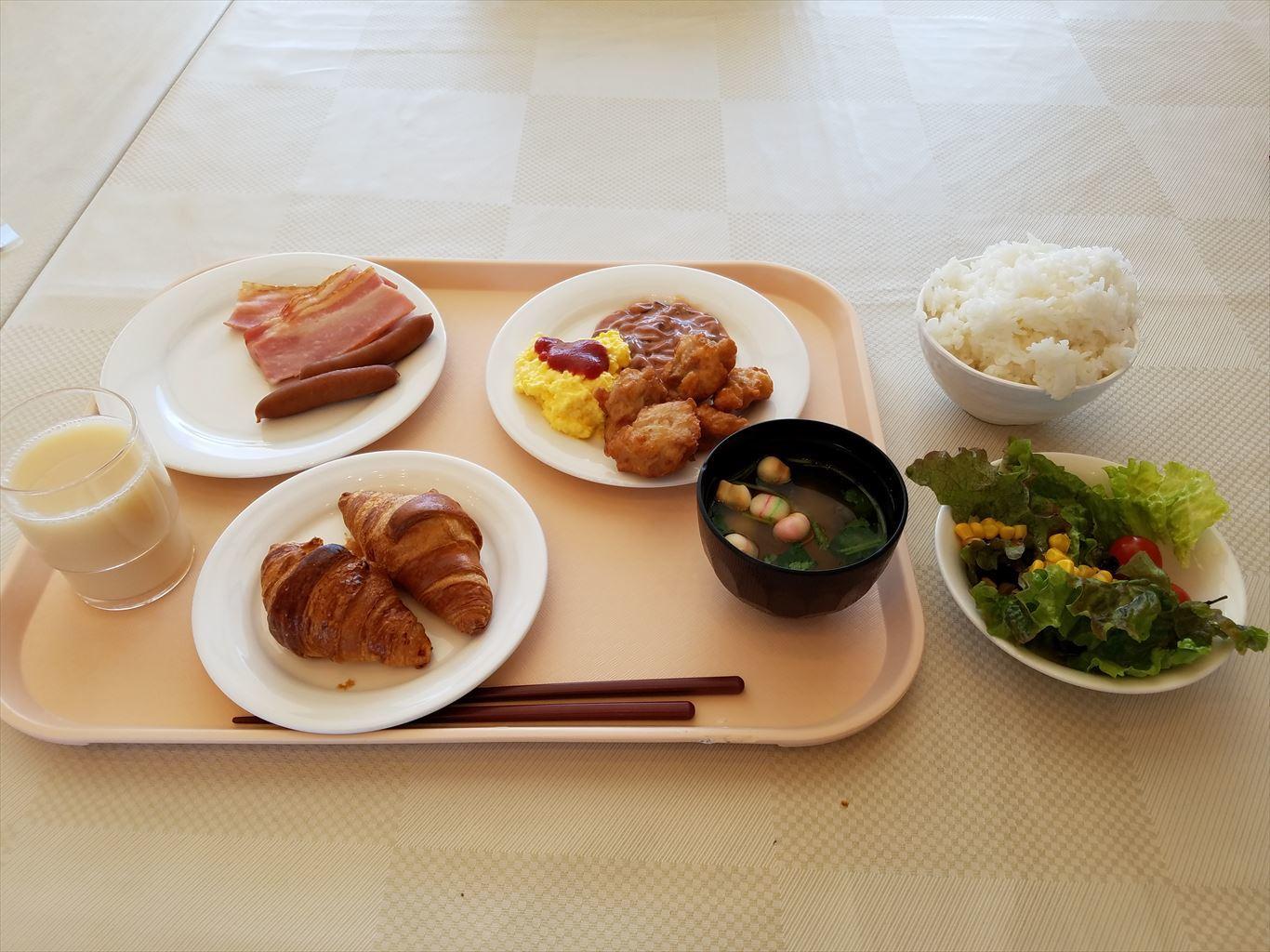 北広島クラッセホテル_朝食