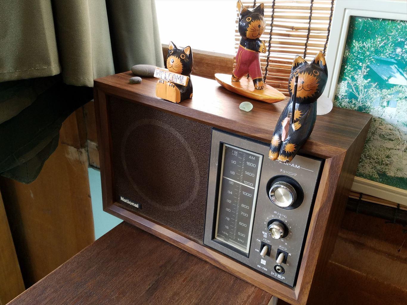 猫の島田代島_クロネコ堂のラジオ